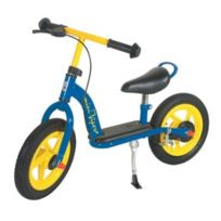 "Monz - Vélo d'apprentissage 12"" Mini Viper bleu jaune"