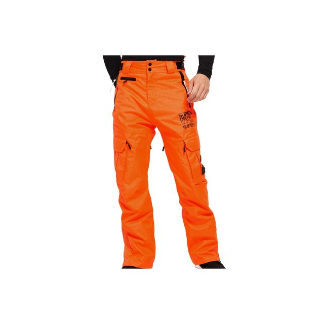 9e9a29d653ca9 Pantalon De Ski Snow Pant Strong Orange