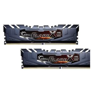 G.SKILL - Flare X 2 x 8 Go DDR4 2400 Mhz PC4-19200 1.2V pour AMD Ryzen