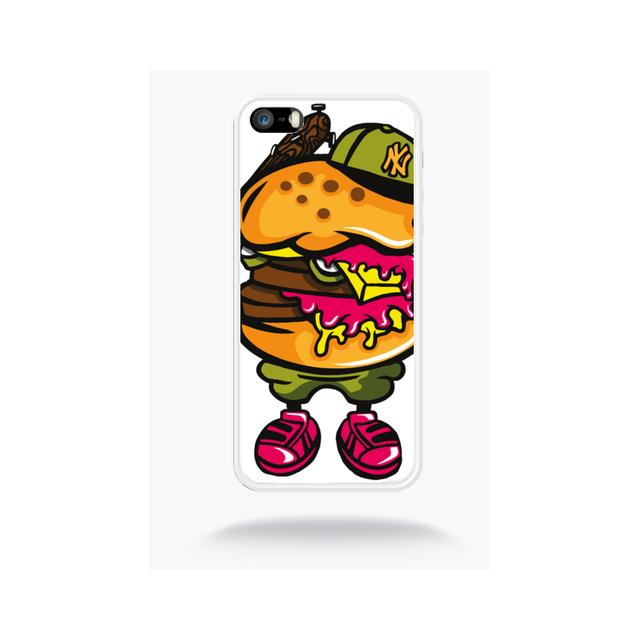 coque burger iphone 5
