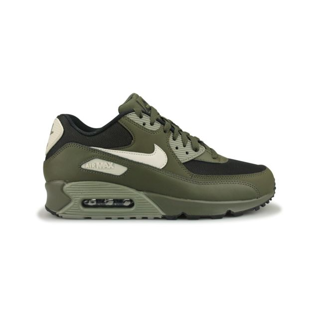 Nike Air Max 90 Essential Kaki pas cher Achat Vente