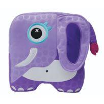 Giochi Preziosi - Peluche 25 cm à décorer Inkoos : Eléphant violet