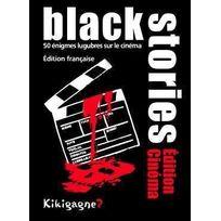 Kikigagne? - Jeux de société - Black Stories Cinéma