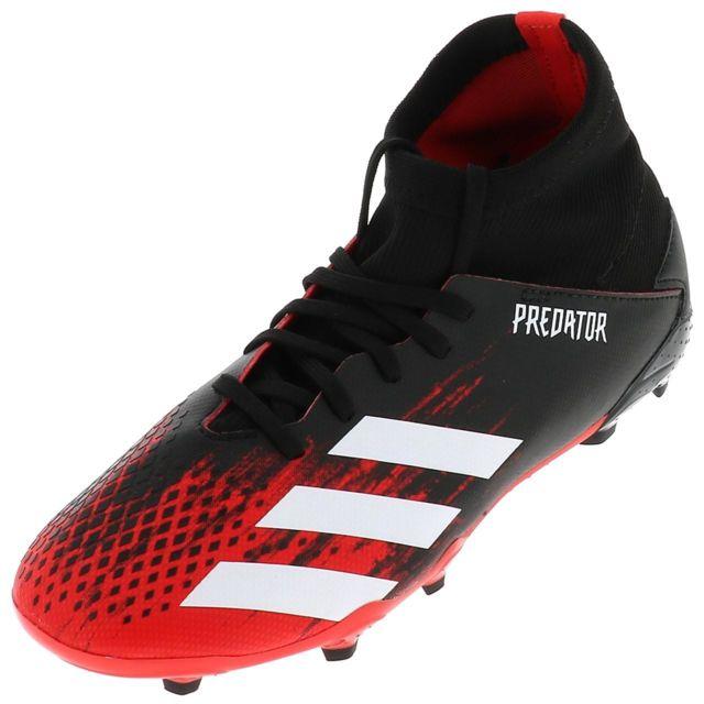 Chaussures football vissées Predator jr 20.3 fg Noir 56259