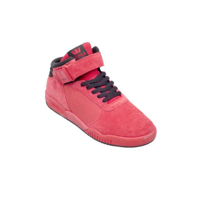 sale retailer da970 79a35 Supra - Chaussures skateshoes Homme Ellington Strap - pas cher Achat    Vente Baskets homme - RueDuCommerce