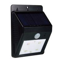 Powerplus - Eclairage solaire d entree detection de presence