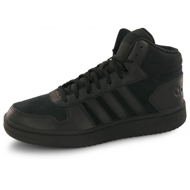 Adidas Baskets Hoops 2.0 Mid pas cher Achat Vente