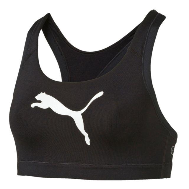 Puma - Brassière PowerShape Forever Noir - XL - pas cher Achat   Vente Sous- vêtements - RueDuCommerce a96c661eb0e