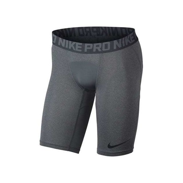 Nike Legging court Pro Long gris noir pas cher Achat