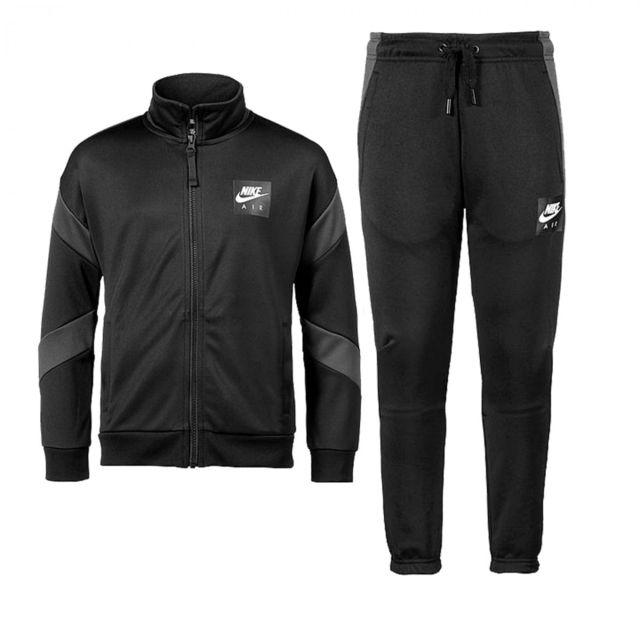 Nike Ensemble de survêtement Air Junior Ar4021 010 Noir