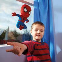 Worlds Apart - Peluche Veilleuse Spiderman Marvel