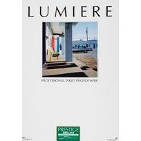 LUMIERE - Papier photo Prestige Brillant - A3