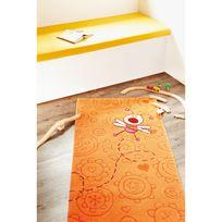SIGIKID - Tapis HAPPY ZOO SUMM SUMM Tapis Moderne par orange 70 x 140 cm