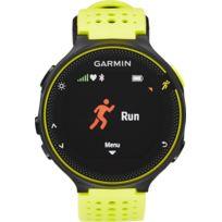 Garmin - Forerunner 230 - Cardiofréquencemètre - jaune/noir