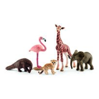 Assortiment d'animaux Wild Life - 42388