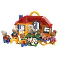 Tolo Education - la maison tolo + famille + mobilie