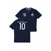 Fff - T-shirt Equipe de France N°10