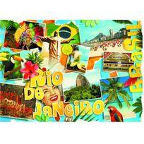 Schmidt - Puzzle 3000 pièces : Rio de Janeiro, Brésil