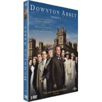 Dvd - Downton Abbey - Saison 1 - Nomination Golden Globes Meilleure Séries TV Drame