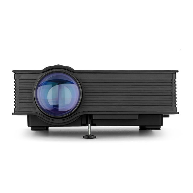 Auto-hightech Mini projecteur Lcd + Led, 800x480, 1200 Lumens, Miracast, Dlna, Airplay, Sd, Hdmi