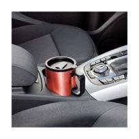 Marque Generique - Mug isotherme branchement Usb ou à l'allume-cigare - Tasse pour voiture café, thé, chocolat