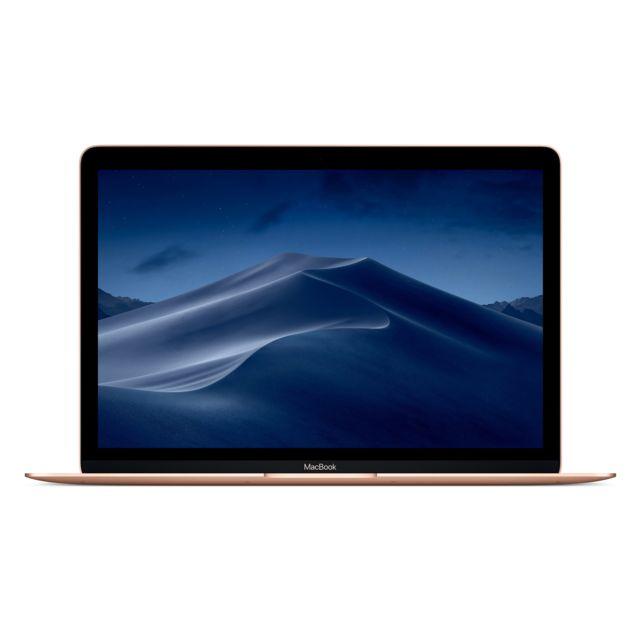 APPLE MacBook 12 - 512 Go - MRQP2FN/A - Or