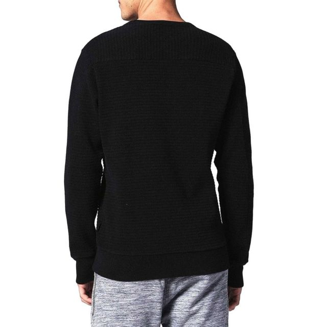 Oxbow Pull Noir Homme Parab