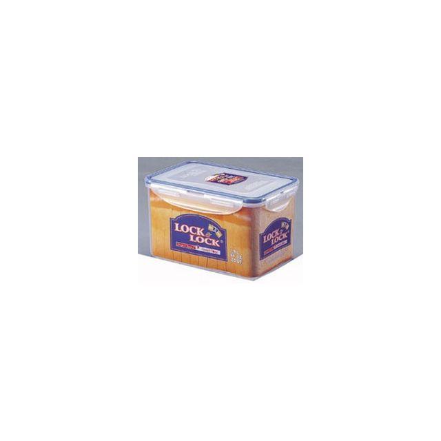 Lock & Lock Boîte Rectangulaire Format Haut - 1.9 Litre