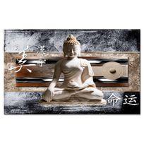 Declina - Tableau zen ambiance japonaise en toile imprim?e ? petits prix