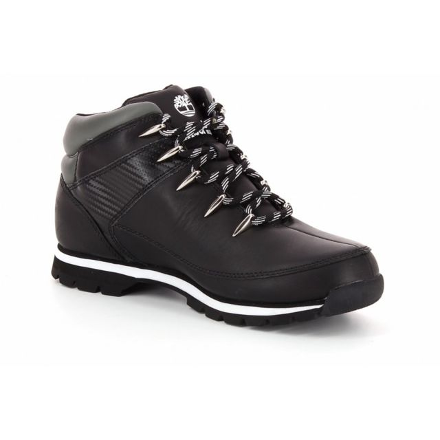 Timberland - Boots Euro Sprint - Ref. 6665R Noir