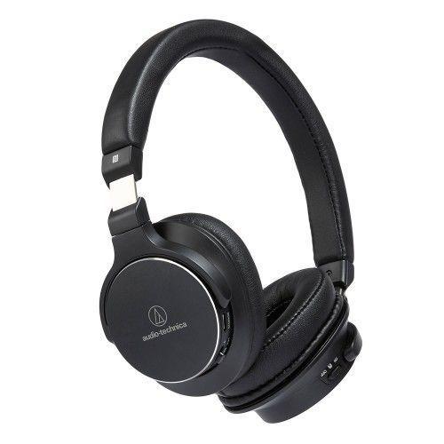 Casque arceau circum-auriculaire Bluetooth Hi-Res Noir - ATH-SR5BT