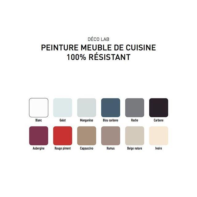 V33 Deco Lab Peinture Meuble De Cuisine 100 Resistant Blanc Pas Cher Achat Vente Peinture Interieure Rueducommerce