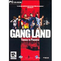 Hobbytech - Gang Land - Trouble In Paradise - Hits Collection - Jeu Pc