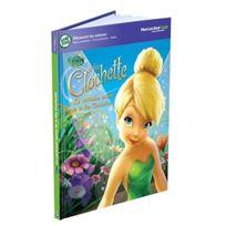 Leapfrog - Jeu Educatif - Livre Mon Lecteur Leap/Tag - La fée Clochette Disney