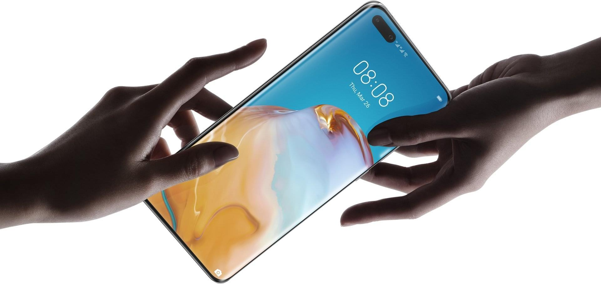 Smartphone P40 Pro
