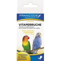 Francodex - Vitaperruche - Flacon 18 gr + 15 ml