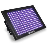 Beamz - Lcp-192UV Panneau strobocope lumière noire 192 Uv Led 3 canaux Dmx-512