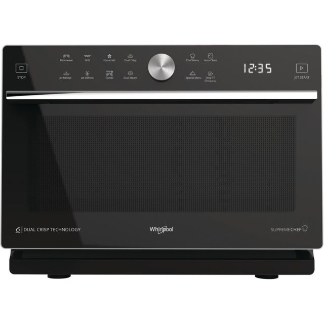 Whirlpool Four micro-ondes combiné MWP 339 SB