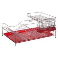 Egouttoir vaisselle rouge achat egouttoir vaisselle for Achat poisson rouge paris 18