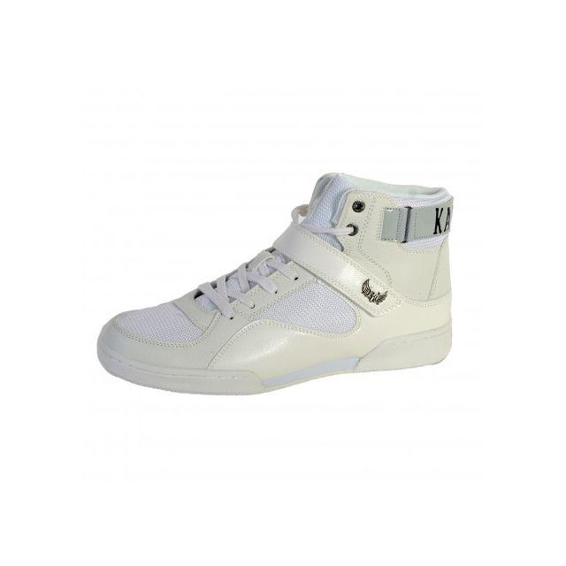 Sneakers Blanc Erwin Kaporal Achat 5 Pas Cher Vente PukXZOiT