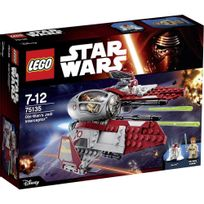 Lego - STAR WARS - Obi-Wan's Jedi Interceptor - 75135