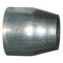 Codital - Réduction à souder noir 76,1 x 48,3