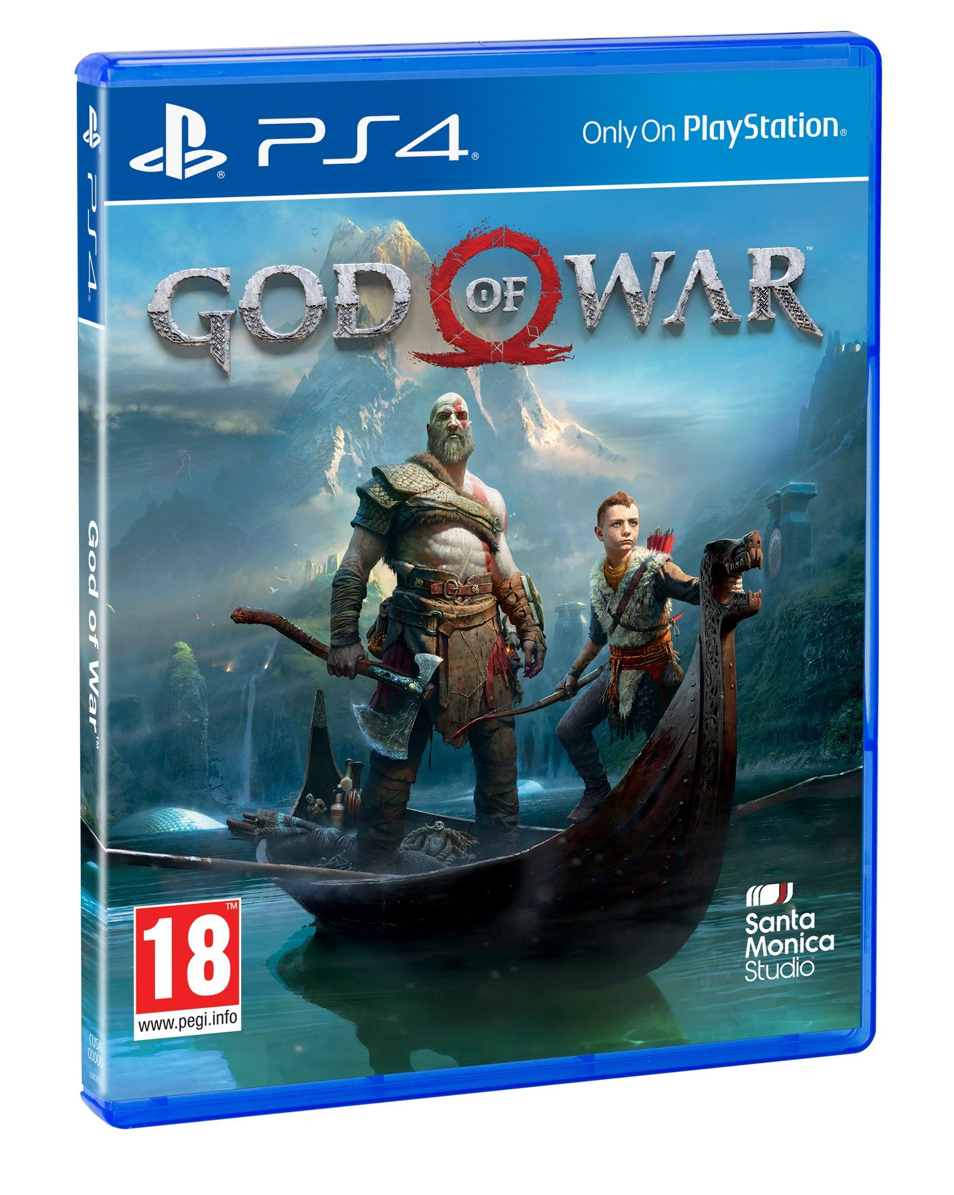 God of War - Jeu PS4