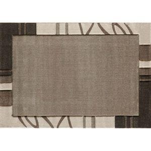 paris prix tapis rectangulaire segura 160x230cm beige pas cher achat vente tapis. Black Bedroom Furniture Sets. Home Design Ideas