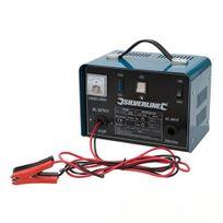 Silverline - Chargeur Batterie 12 - 24 Volts 240 Ah Maxi