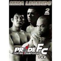 Scenarios - Mma Legend Pride Fc fighting championship 7&8