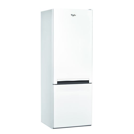 Réfrigérateur congélateur combiné BLF5001W