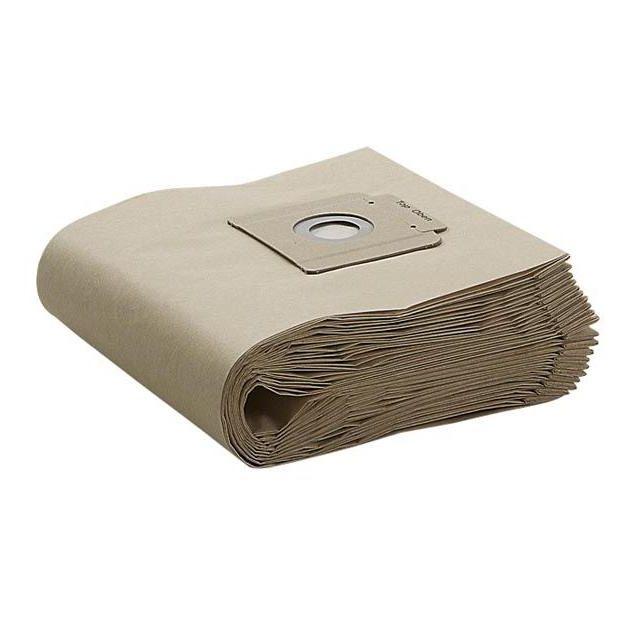 Karcher Sacs filtrants, papier x200 69070160