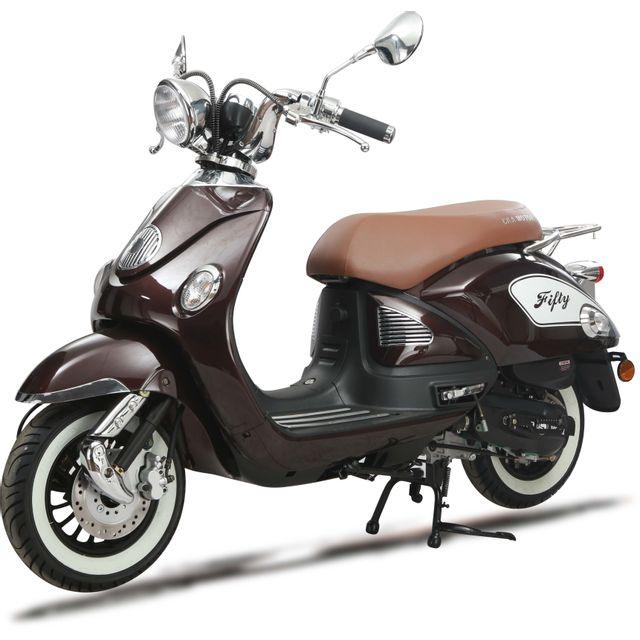 eurocka scooter virtuality gt 50cc 4t noir vendu par 379645. Black Bedroom Furniture Sets. Home Design Ideas