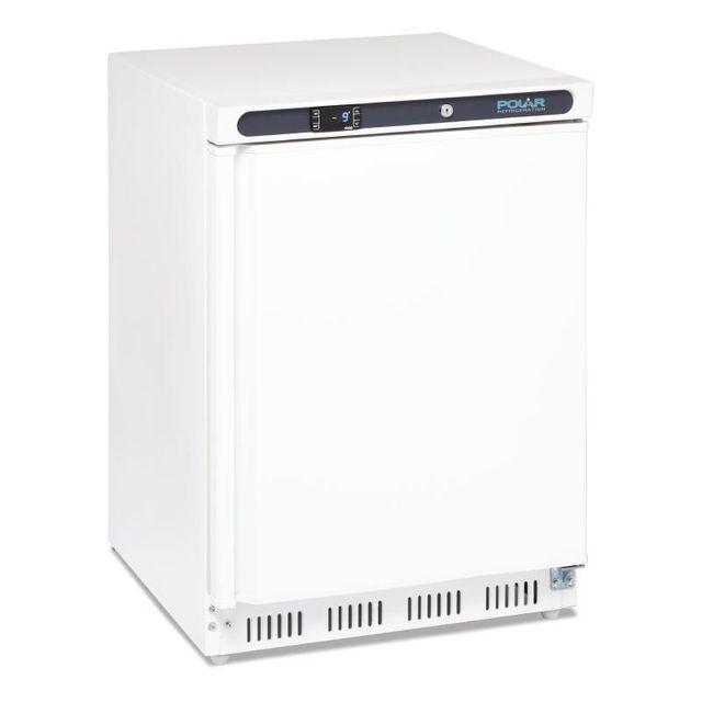 Polar Congélateur de Comptoir - 140 Litres